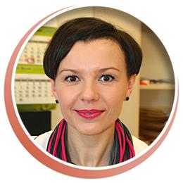 Dr Iga Skrzypczyńska - onkolog radioterapeuta